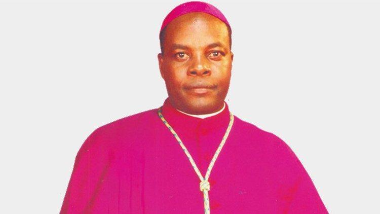 Archbishop-elect His Grace Lambert Bainomugisha. (AGENCIES PHOTO)