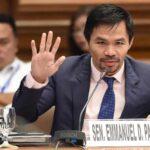 Boxer-turned Senator Pacquiao to Run Philippines President